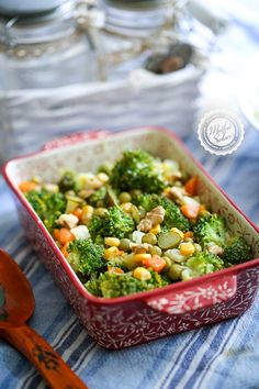 Broccoli Salad, Sprouts, Snacks, Vegetables, Recipes, Food, Appetizers, Recipies, Essen