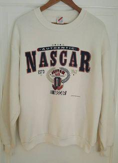 Nascar Shirt Sweatshirt by ResouledGypsy on Etsy