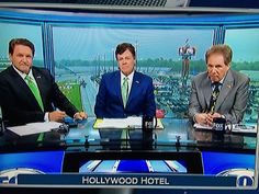 NASCAR Race-Hub on FOX with Chris Myers, Michael and Darrell Waltrip pays an emotional tribute to the late and great analyst Steve Byrnes