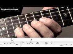 "▶ Slow Blues Lick ""Way Up"" - YouTube"