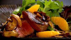 Sichuan orange beef recipe - Ching He Huang, with shitakes BBC Food Orange Beef, Orange Juice, Shredded Beef, Other Recipes, Fun Recipes, Recipes Dinner, Drink Recipes, Dinner Ideas, Steak Recipes