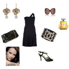 Chanel, created by jmg52.polyvore.com