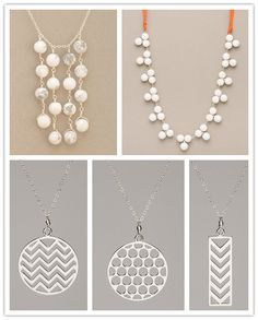 Clean, Contempory, and Chic: Jewelry from Jess LC Jewelry Photo