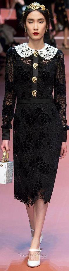 Dolce & Gabbana.Fall 2015. by lessie