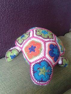 Otto de schildpad made by me