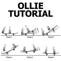Como mandar um Ollie - Clube do skate #surfingtutorials