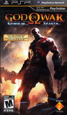 God of War: Ghost of Sparta PSP iso