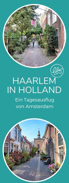 Tagesausflug Haarlem - Stadt und Strand in Westholland - Holland Urlaub - Romantic Vacations, Romantic Travel, Top Destinations, Holiday Destinations, Barcelona Restaurants, Italy Travel Tips, Travel Europe, Couples Vacation, Lake Garda