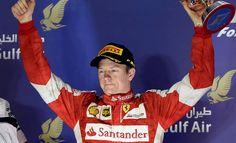 WORLD FAMOUS from FINLAND.  Carsport tallent.  KIMI in FERRARI Formula team.  Fine&Good LUCK!  Kimi Räikkösen Ferrari-jatko varmistui!