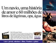 Videoteca - Folha de São Paulo - Titanic