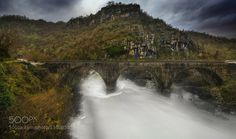 The Bridge by laoudikosp. Please Like http://fb.me/go4photos and Follow @go4fotos Thank You. :-)