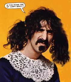 Frank Zappa - Is this phase one of Lumpy Gravy?