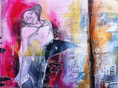 art journal artful bybun #art #journal #artjournal