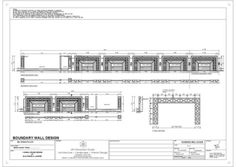 Online Architecture, Boundary Walls, Floor Plans, House Design, Contemporary, Studio, Projects, Asia, Houses