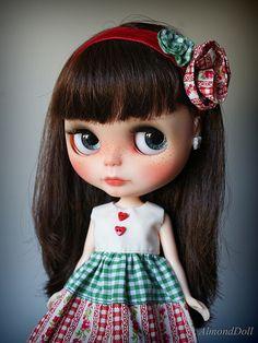 Wendy - Blythe by AlmondDoll
