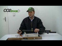 Kit de Manutenção e Customização da B12 PCP Air Rifle