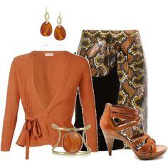 LOLO Moda: #print #skirt #stylish #woman