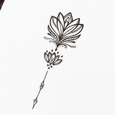 Simple but elegant #TattooIdeasSimple