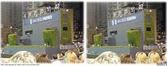 In honor of #OpeningDay, here's a #puzzle for you from Petco Park, home of the #Padres. Can you Find the Differences?