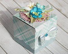 Kreatywny blog Koczes: 82 - Małe pudełeczko