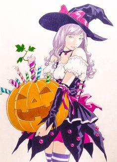 Happy Halloween by Eisaku