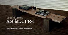 Atelier.CI 104 I Lo que hacemos I Colección Interiorismo