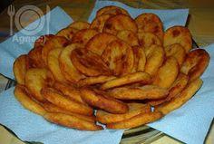 Ágnes:) szakácskönyve: Zsírban sült krumplis pogácsa