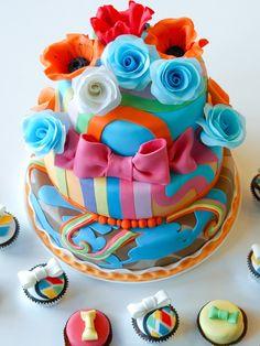 Les Gourmandises de Miyuko Cake Cafe, Birthday Cake, Desserts, Food, Design, Fashion, Sweet Treats, Home Made, Tailgate Desserts