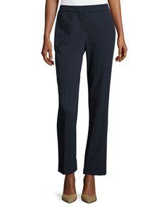 Essential Trouser Pants, Navy