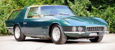 carsthatnevermadeit: Ferrari 330GT Vignale 1965, a shooting...