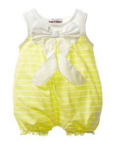Bow Onesie - juicy couture