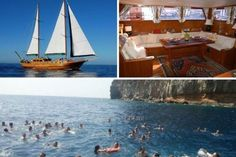 All year-round adventurous catamaran boat tours give the impression to the visitors of being on a very busy and beautiful island – Gran Canaria. Of course, The best way to experience many hidden. Boat Tours, Catamaran, The Visitors, Beautiful Islands, Day Trip, Sailing Ships, Sea, Adventure, Life