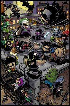 Gotham funtimes