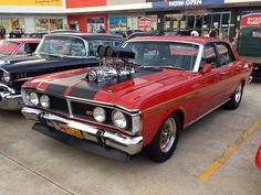 Australian Muscle Cars, V8 Supercars, Ford Falcon, Ford Gt, Falcons, Car Stuff, Super Cars, 1970s, Classic Cars