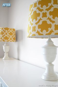 lamp redo - a must for my office