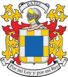 escudo heraldico batiz - Buscar con Google
