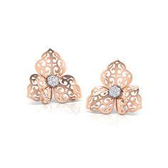 0.10 Carat Round Diamond Studs Petals Designer Earrings 14K Rose Gold,Screw Back  #Band #Wedding #gold #whitegold #Luxurious #diamond #diamondring #diamondjewellery #goldjewelry #jewellery #fashion #mensjewelry #mensring #Bracelets #Gift #Valentine #couturejewelry #Men #Pendant #Happy #bespokejewelry #love #Heart #Rose #Gold #diamondEarring #Earring #Diamond #Ring #Diamondring #Eternityring #Halfeternity #Engagement #Wedding #WWE #Ebay #IAMSRK #SHAHRUKH #KHAN #celebrity #Queen