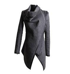 Zeagoo Fashion Women Slim Fit Woolen Coat Trench Coat Long Jacket Outwear Overcoat ((US XL(16), Grey) Zeagoo http://www.amazon.com/dp/B00O9WVFMC/ref=cm_sw_r_pi_dp_PAUJub06P36AT