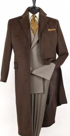 Mens dress coats and outerwear from Clothing Connection Online. Featuring stylish car coats, luxurious cashmere and faux fur coats, classic pea coats and everything in between. Mens Dress Coats, Coat Dress, Men Dress, Dress Shoes, Sharp Dressed Man, Well Dressed Men, Mens Attire, Mens Suits, Suit Fashion