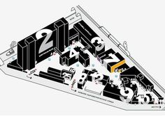 메일 - 조 경호 - Outlook Wayfinding Signage, Signage Design, Map Design, Branding Design, Library Signage, Isometric Map, Navigation Design, Architecture Mapping, Urban Design Diagram