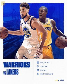 "f0b4f53fc Golden State Warriors on Instagram  ""It s Game Day! Dubs with another one  against the Lakers tonight to wrap up this preseason 💪"""