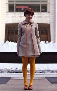 Lauren Moffatt coat.