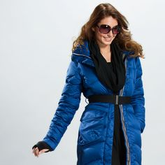 EMMY JACKET, cute and cozy- actually makes me want to go out on cold winter days #loleglow