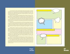 Clever Illustrations: Copywriter vs. Art Director - My Modern Metropolis