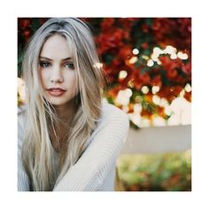 Brandy Melville via Tumblr We Heart It ❤ liked on Polyvore featuring scarlett leithold