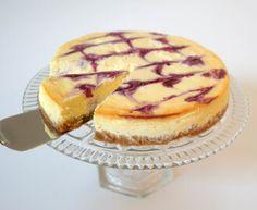 Blåbær Ostekake... - Oppskrift fra myTaste Pancakes, Muffin, Baking, Breakfast, Food, Morning Coffee, Bakken, Essen, Pancake