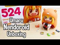 Anime Himouto Umaru-Chan Nendoroid 干物妹ひもうと!うまるちゃん - Anime Figure Unboxing - YouTube