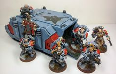 The Emperors executioners - SirU's Space Wolves (UPDATED 6/JAN/2016)