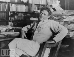 Jack London in 1913. By the age of 29 he was already internationally famous for The Call of the Wild (1903), The Sea-Wolf (1904), and other literary and journalistic accomplishments.