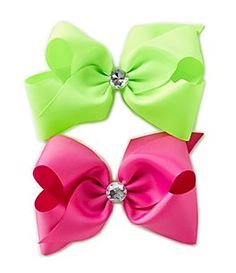 Copper Key 2-Pack Jewel Center King Bows